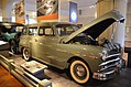 1950 Plymouth Deluxe Suburban station wagon - The Henry Ford - Engines Exposed Exhibit 2-22-2016 (134) (32033793371).jpg
