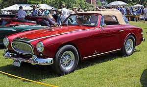 Briggs Cunningham - 1953 Cunningham C3 Cabriolet