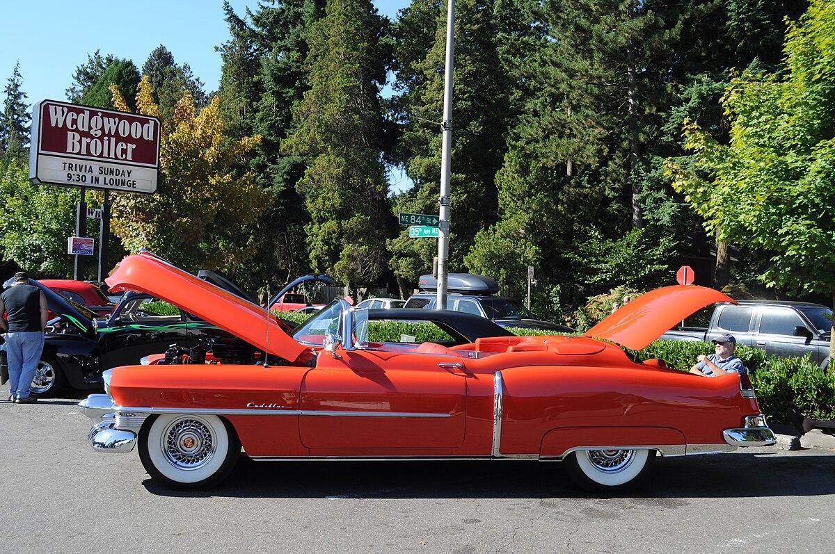 Px Custom Cadillac El Dorado