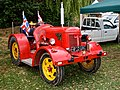1955 David Brown tractor at Hatfield Heath Festival 2017 - 01.jpg