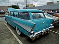 1957 Chevrolet Bel Air station wagon (6713063551).jpg