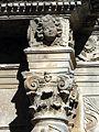 196 Església de Sant Martí de Maldà, detall ornamental de la façana.jpg
