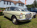 1976 Mercedes-Benz 200, Dutch licence registration 45-YB-38 p2.JPG