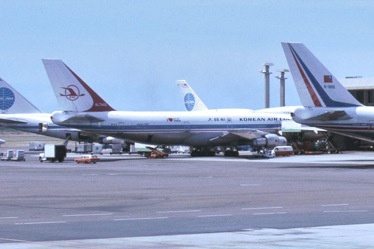 Korean Air Lines Flight 007 - Wikipedia