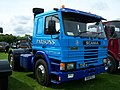 1986 Scania 112M (D618 SGJ) tractor unit, 2012 HCVS Tyne-Tees Run.jpg