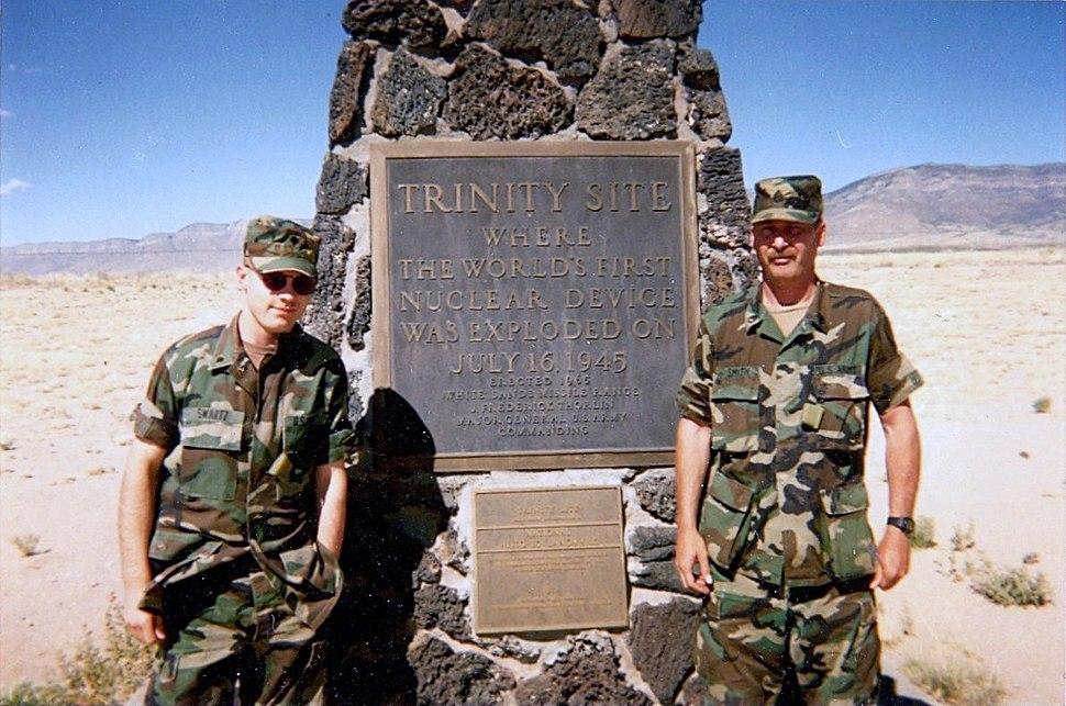 1995 Trinity Site