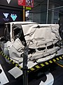 1997-1999 Holden VT Commodore Executive sedan (100 kilometres per hour wreckage) 05.jpg