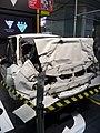 1997-1999 Holden VT Commodore Executive sedan (100 kilometres per hour wreckage) 05.jpg
