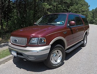 Ford Expedition - 1999 Eddie Bauer Expedition