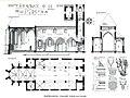 1 Grundriss, Schnitt, Details, Wallfahrtskirche Dimbach.jpg