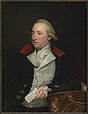 John Stuart, 1st Marquess of Bute - Lord Mount Stuart in 1784, by Gainsborough Dupont.