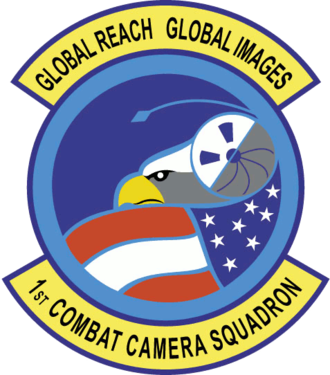 Air Force Public Affairs Agency - Image: 1st Combat Camera Squadron