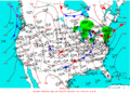 2003-07-11 Surface Weather Map NOAA.png