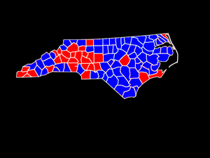 2004 NC Governor County Map.PNG