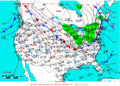 2005-01-20 Surface Weather Map NOAA.png