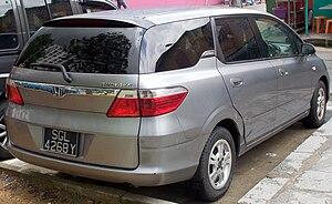 Honda Airwave - Honda Airwave 1.5 (Singapore)