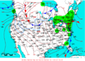 2007-10-27 Surface Weather Map NOAA.png