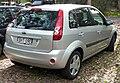 2007 Ford Fiesta (WQ) Ghia 5-door hatchback (2009-09-17).jpg