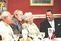 2007 Norman Francis, George W. Bush, Leah Chase, Fred Luter.jpg