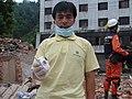 2008년 중앙119구조단 중국 쓰촨성 대지진 국제 출동(四川省 大地震, 사천성 대지진) DSC09866.JPG