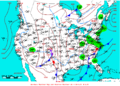 2008-02-23 Surface Weather Map NOAA.png