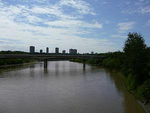 James MacDonald Bridge - Image: 2008 06 03 James Mac Donald Bridge 2