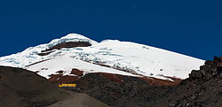 definition of cotopaxi