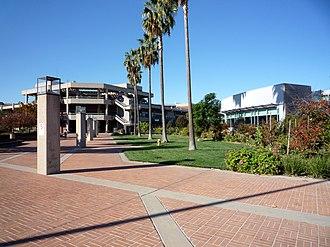 Mission College (California) - Image: 2008 1115 002 Mission College