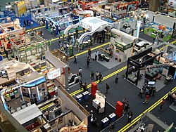 AutoTronics Taipei in TWTC Hall 1