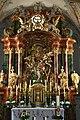 2009-04-13 Pfarrkirche Schlaiten Ostern Hochaltar 01.jpg