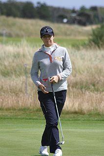 Kim Young South Korean golfer
