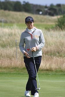 2009 Women's British Open – Young Kim (2).jpg