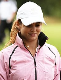 2009 Women's British Open - Beatriz Recari (3).jpg