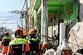 2010년 중앙119구조단 아이티 지진 국제출동100118 중앙은행 수색재개 및 기숙사 수색활동 (100).jpg