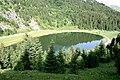 2010-07-09. Lac de Tuéda. Méribel le Mottaret.JPG