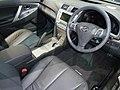 2010 Toyota Hybrid Camry (AHV40R MY10) Luxury sedan (2010-10-16) 02.jpg