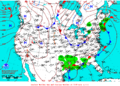 2012-09-30 Surface Weather Map NOAA.png