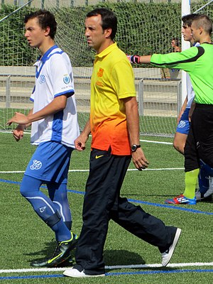 Quique Álvarez - Image: 2012 2013 Quique Álvarez Flickr Castroquini FCB