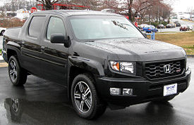 Chevrolet Avalanche Wikipedia >> Honda Ridgeline - Wikipedia, the free encyclopedia