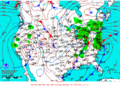 2013-02-08 Surface Weather Map NOAA.png