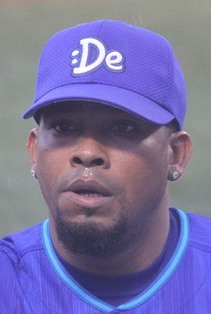Jorge Sosa - Sosa with the Yokohama DeNA BayStars in 2013