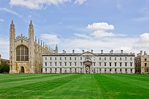 Gates Cambridge Scholarship - Cambridge University