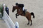 2013 Longines Global Champions - Lausanne - 14-09-2013 - Sheik Shakhboot Al Nahyan et Arc en Ciel de Muze.jpg