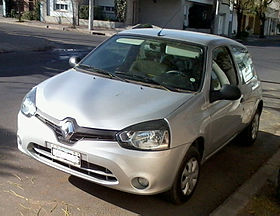 Image illustrative de l'article Renault Clio II