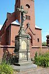 2013 Trzeboszowice 04 Kościół św. Jadwigi.jpg
