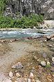 """2014 Reliktowy Park Narodowy Rica, Wąwóz """"Kammienna torba"""" na rzece Jupszara (11).jpg"""