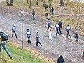 2014 Winter Olympics torch relay in Yaroslavl 002.JPG