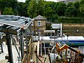 2015 London-Woolwich, Woolwich Dockyard railway station 09.JPG