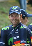 A photograph of Alejandro Valverde