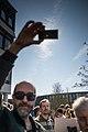2015 solar eclipse in ESO HQ.jpg
